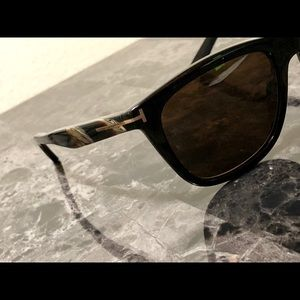 e55ae8c9df Tom Ford Accessories - Tom Ford Andrew Sunglasses with Polarized Lenses